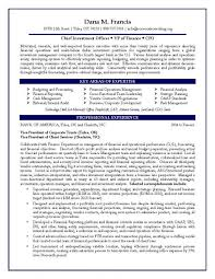 Cfo Resume Examples Cfo Sample Page 1 Recent Also – Nwuvaalio.info