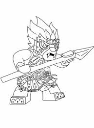 Lego Chima Longtooth Steady with Spear Coloring Pages1 coloring page lego chima printable coloring pages design on lego chima coloring