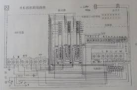 milling machine wiring milling wiring diagrams cars