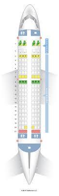 Airbus A319 Seating Chart Seatguru Seat Map Air India Seatguru