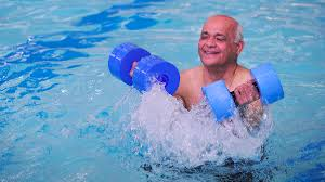 Exercises for Arthritis | Why swimming is so good for arthritis