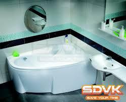 <b>Акриловая ванна</b> Ravak <b>Asymmetric</b> 150 L 150x100 купить по ...