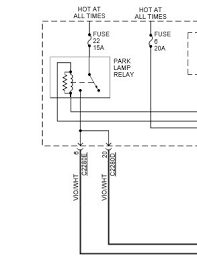 ford fusion questions my tail lights on my 2012 ford fusion 2014 ford fusion wiring diagram fisch you can use test light to check voltage and ground the two wire below the relay in diagram carry voltage for park lamps tail lamps maker lamps