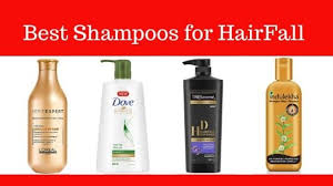 10 best shoos for hair fall in india