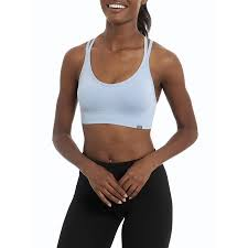 Bally Fitness Size Chart Bally Total Fitness Womens Active Nicole Seamless Sport Bra