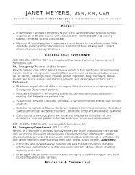 Resume Objective For Nurse Objectives For Nursing Resumes Resume