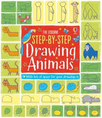 step by step drawing s at usborne children s books