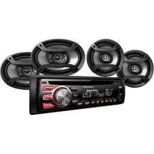 car sound system. amazon.com: pioneer complete car audio package, dxt-x2669ui, 200w stereo with two 6.5\ sound system