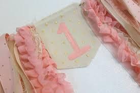 diy boho 1st birthday highchair banner life ancd