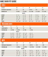Nike Eu To Us Size Chart 49 Circumstantial Nike Kids Sizing Chart