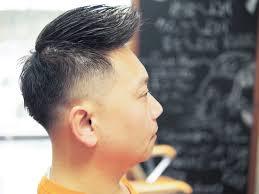 メンズオススメ髪型 ラインフェードスタイル 髪工房あおののブログ