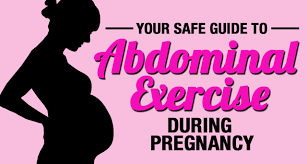 abdominal exercises during pregnancy