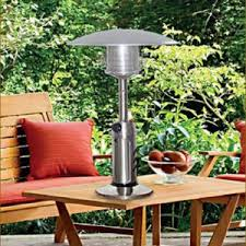 Propane patio heater with table Outdoor Patio Az Patio Heater Portable Stainless Steel Tabletop Heater Hayneedle Propane Patio Heaters Hayneedle