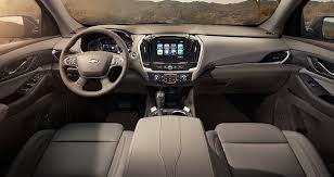 2018 chevrolet traverse interior.  interior 2018 chevrolet traverse midsize suv interior dash view from gm fleet and chevrolet traverse