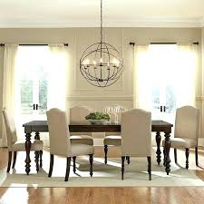 swag chandelier over dining table chandelier for dining table correct size chandelier for dining table swag