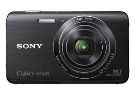 sony camera cybershot black. dsc-w650 sony camera cybershot black o