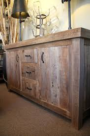 Rustic Kitchen Sideboard 17 Best Images About Side Boards On Pinterest Wood Buffet