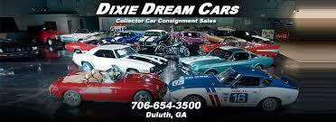 DIXIE DREAM CARS Atlanta - Classic Car Sales & Consignments ...