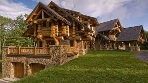 Log Home House Plans       A Monumental and Majestic Masterpiece log home house plans