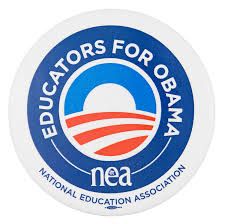 Educators for Obama | Busy Beaver Button Museum