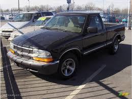 1998 Black Chevrolet S10 LS Regular Cab #3569260 | GTCarLot.com ...