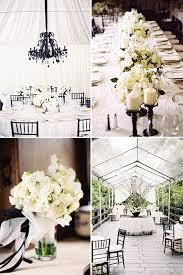elegant black and white wedding 45 awesome ideas for a black and white wedding weddingomania