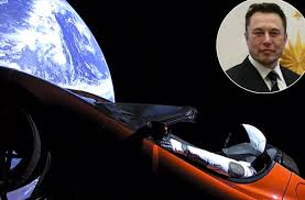 tesla car in space live. tesla car in space live h