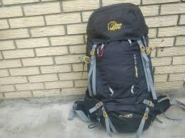 Lowe Alpine Diran 55 65 Backpack Review