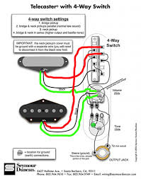 wiring diagram fender n3 wiring wiring diagrams online fender n3 4 way wiring telecaster guitar forum