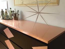 Copper Triangle Ikea Malm Dresser Hack CAROLE ELLIE New. Ikea Contact Paper  ...
