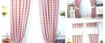 plaid kitchen curtains plaid kitchen curtain photos to red plaid kitchen curtains