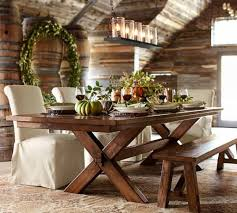 appealing rustic dining room with linear chandelier stunning modern lighting kit for ceiling fan