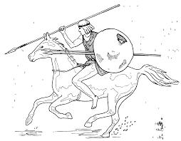 Roman Soldier Armor Coloring Page Sketch Coloring Page Roman