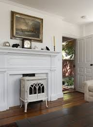 house tour a light filled 1772 colonial house tiny apartmentswood burning fireplaceswood burning stoveswood
