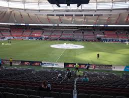 Bc Place Stadium Section 241 Seat Views Seatgeek