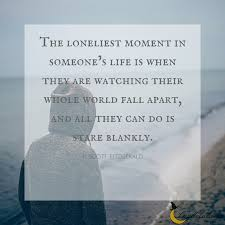 Lonely Quotes Amazing 48 Great Lonely Quotes To Comfort You When You Feel Lonely