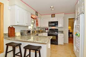 kitchens with white appliances and white cabinets. Kitchen:What Color Cabinets Work Best With White Appliances Floor Oak Or Kitchens And