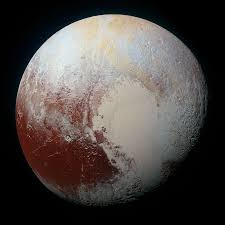 Small Picture The Rich Color Variations of Pluto NASA