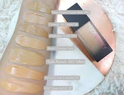 Foundation Match Chart Huda Beauty Foundation Match Chart Www Bedowntowndaytona Com