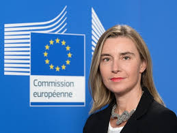 Image result for Federica Mogherini