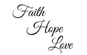 Love Faith Hope Quotes Beauteous Love Faith Hope Quotes Magnificent Faith Hope Love Temporary Tattoo