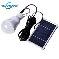 Solar Charging Light Us 8 12 27 Off Hot Selling 150lm 12led Solar Energy Charge Light Bulb Camping Emergency Lamp For Outdoor Work Light With Lithium Battery In Led