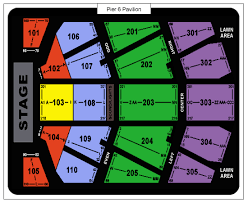 Mecu Pavilion Seating Chart Ticket Solutions