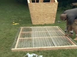 photos of tuftex plastic corrugated roof panels
