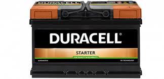 Duracell Automotive Car Batteries
