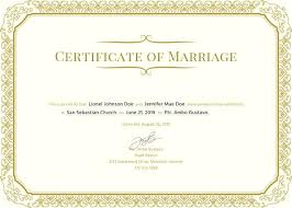 Muslim Marriage Contract Template Strings C The Process Of And ...