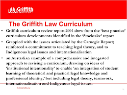 anticipating the carnegie report the griffith law school  10 school