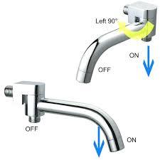 bathtub faucet diverter bathtub faucet repair ace lift bathtub faucet diverter leaking