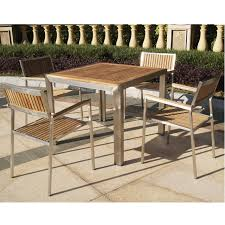 hot furniture square wood pool