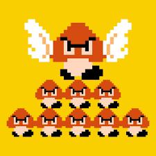 See Some Of The Original Graph Paper Super Mario Bros